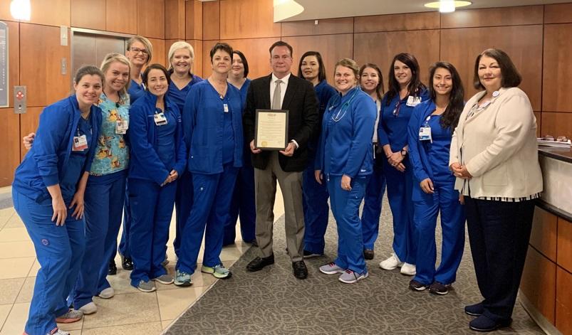 Recognizing Emergency Nurses