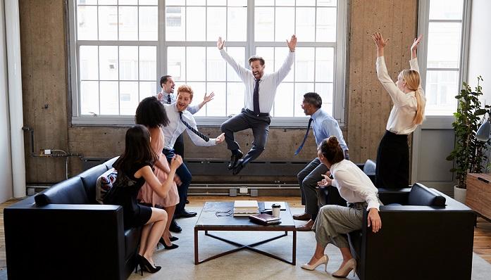 Joy in Leaders = Joy in Work