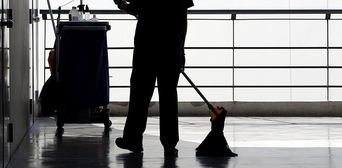 Want to build your culture — start by sweeping the floor!