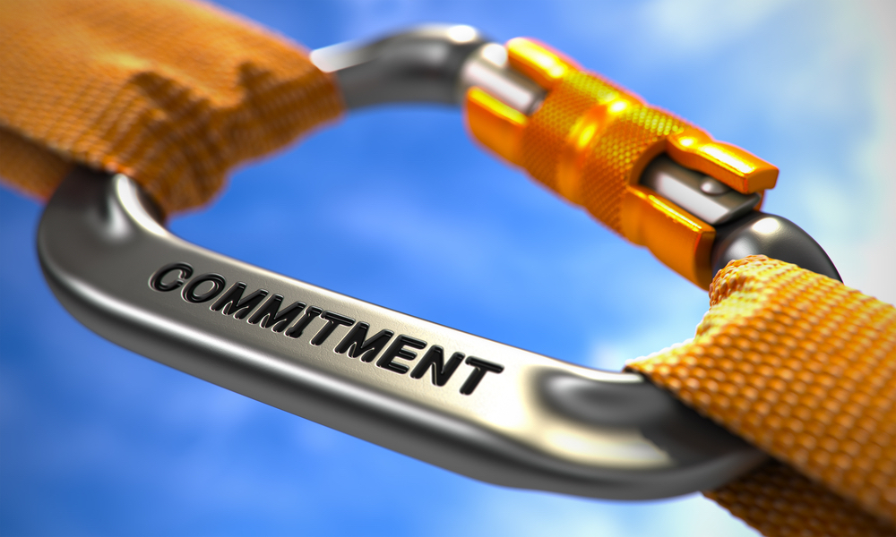 Building commitment: Creating a team that moves forward without hesitation