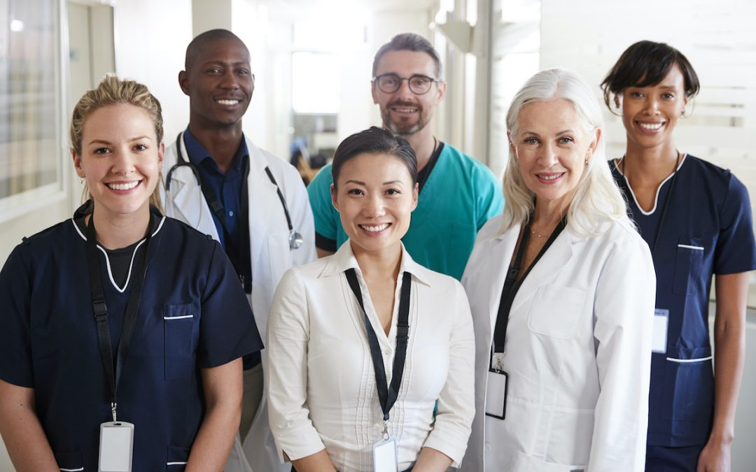 Healthcare job transition