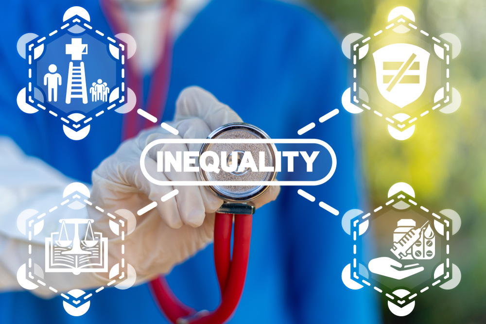 How to address inequality in healthcare