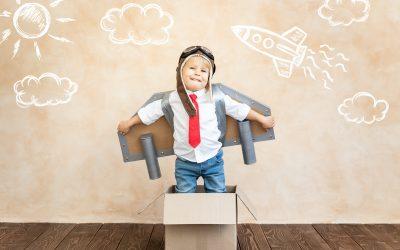 Childish Insights: Running Toward Your Best Life